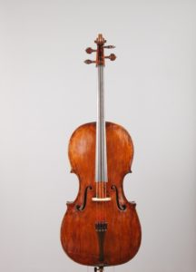 Cello / Pietro Guarneri (Venice 1695-1762) c.1730