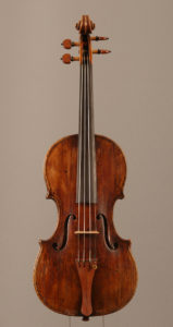 Violin / Giuseppe Guarneri (Cremona 1666-1740) c.1720