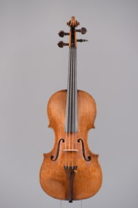 Violin / Michele Deconet (Venice 1713-1799) 1760