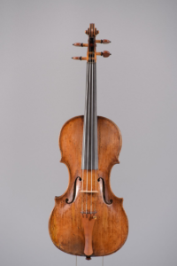 Violin / Jacob Stainer (Absam c.1617-1683) 1662